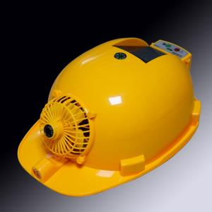 Wholesale air conditioner: Solar Power Air Conditioner Fan Construction Worker Helmet Safety