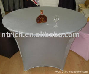 Wholesale table linen: Lycra Table Cloth,Table Cover,Table Linen
