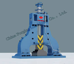 Wholesale open die forging: C66Y Double Arm Follow-up Control Fully Hydraulic Open Die Forging Hammer