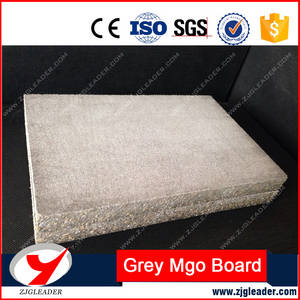 Wholesale grey board: 100% Non-asbestos Fireproof Grey Mgo Board Magnesium Oxide Board
