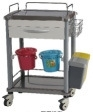 Wholesale hospital cart: High Quality Hospital Medical Anaesthetic Trolley/ Cart