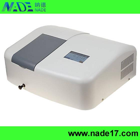 Sell Single beam 190~1100nm UV-VIS Spetrophotometer