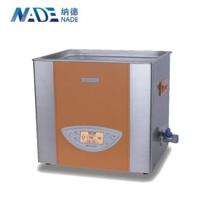 Wholesale ultrasonic jewelry cleaner: Nade Cleaning Appliance Double Frequency Digital Heating Desk-top Ultrasonic Cleaner SK-5210LHC 53KH