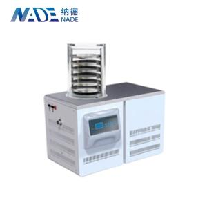 Wholesale lyophilization machine: NADE TF-FD-27 Minitype Normal Laboratory Lyophilizer/Freeze Drying Equipment/Freeze Dryer
