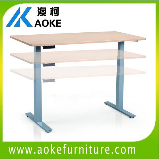 Sell adjustable height office desk  AOKE AK2RT-ZF2