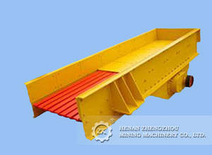 Wholesale small vibrating sieve: ZSW Series Vibrating Feeder