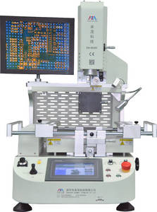 Wholesale bga machine: BGA Rework Station ZM-R6200C Motherboard Repair Machine