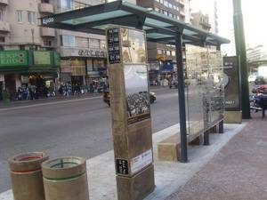 Wholesale Outdoor Advertising: Bus Stop Shelter Designs with Price