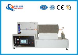Wholesale universal test chamber: Intelligent FRLS Testing Instruments for Halogen Acid Gas Release Test IEC 60754