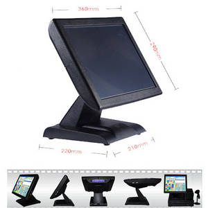 Wholesale mini rfid reader: New Model Best Kind 15 Inch Touch Pos PC System Made in China