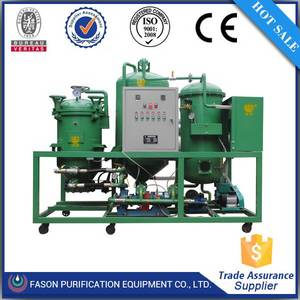 Wholesale oil recycling machine: Fason Used Fuel Oil Refinery Machine Rail Oil Recycling Plant Oil Filtering