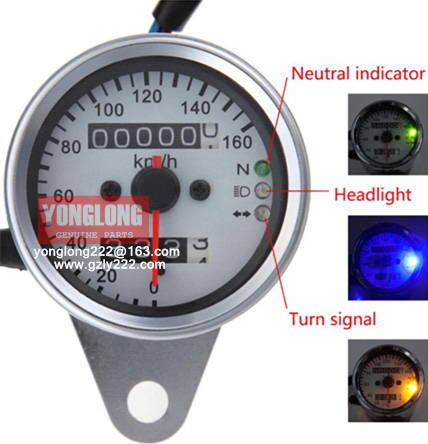 Sell Motorcylce LED RPM meter