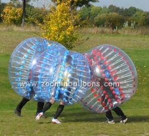 Wholesale bumper feet: Giant Human Sized Crazy Inflatable Body Bumper Ball for Sale