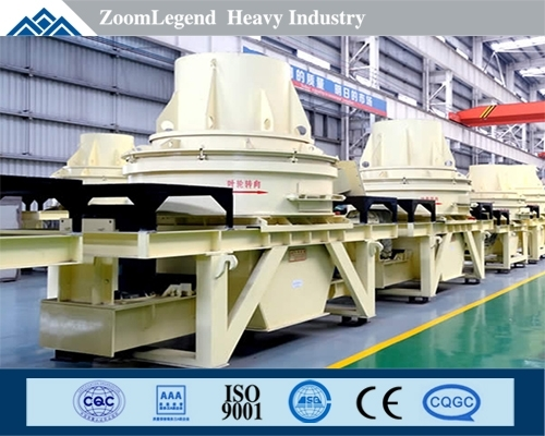 Sell moderate price PCL sand making machine