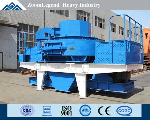 Hot Sales Vertical Impact Crusher of Stone Crushed Plant in Indonesia