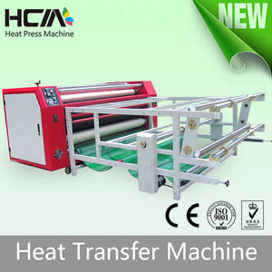 Wholesale heating function: Multi-function T-shirt Roller Heat Printing Machine with High Quality