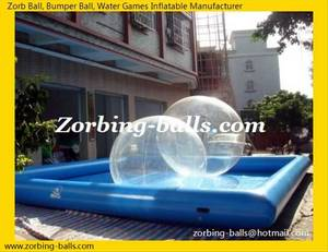 Wholesale zorb ball: Water Ball Pool, Balls Pool, Inflatable Pool, Swimming Pool for Zorbs
