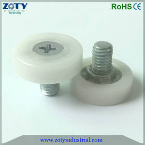 Wholesale roller coating machine: DR19C1L8 Plastic Coated Drawer Roller for POS Machine