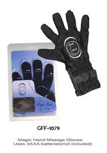 Wholesale magical toys: Sex Toys Magic Hand Massge Gloves, Paypal, GFF-1079