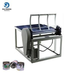 Wholesale rolling machine: Semi-automatic Roll Forming Machine for Tin Can Making