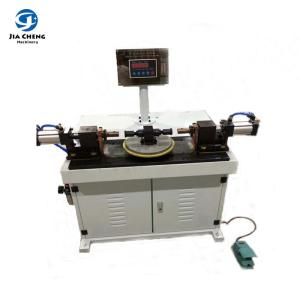 Wholesale spot welding: Semi-automatic Earlug Spot Welding Machine for Round Tin Can Making