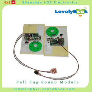 Wholesale sound chips for cards: High Quality Recordable Sound Chip for Greeting Cards