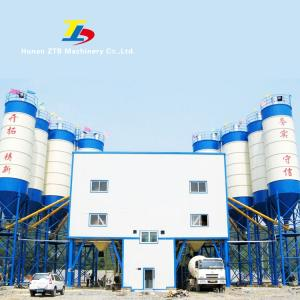 Wholesale stationary batching plant: Stationary Automatic System Concrete Batching Plant with Good Price