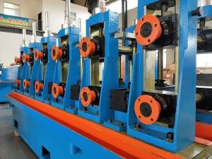 Wholesale erw tube mill line: High Frequency Welded Tube Mill Line ERW76