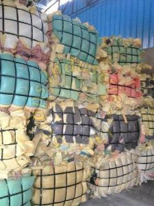 Wholesale Other Plastic Raw Materials: PU Foam Scrap