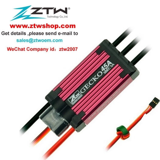 Sell ZTW Gecko 65A Aircraft ESC 8A SBE fo RC Airplane