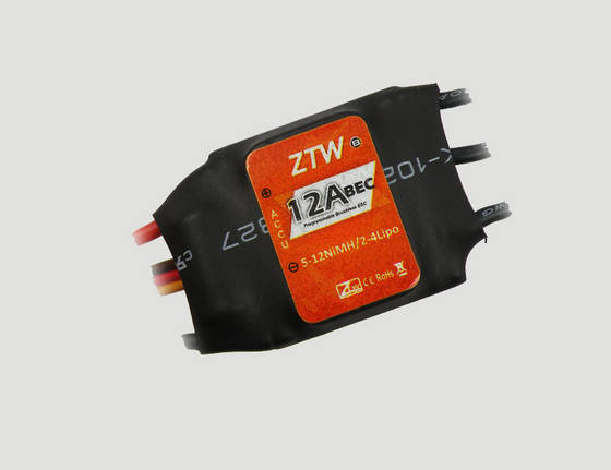 Sell ZTW 12A ESC For Multi-Rotors Heli