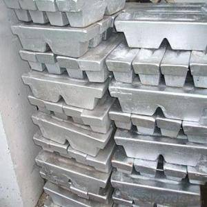 Wholesale competitive price: High Purity Primary Aluminium Ingots 99.99% Competitive Price