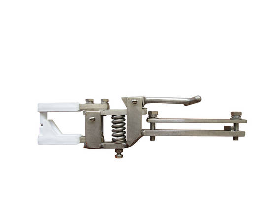Sell PCB production line gripper heavy duty rubber clamp