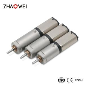 Wholesale banking machine: 8mm Small Metal Planetary Gear Reduction Motor with Gearbox
