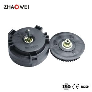 Wholesale cd case packaging: Custom Automobile DC Motor EPB Gearbox for Automobile Electric Positioning System