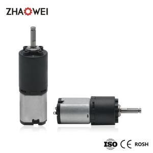 Wholesale auto parts cleaning: 6V Mini Electronic Brushless Gear Motor for Locks Auto Parts