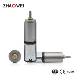 Wholesale pulses: DC Geared Motor with Plastic Gearbox and 3-24V for Pulse Lavage System