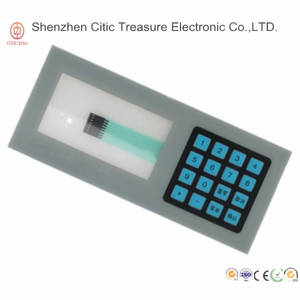Wholesale pvc face mask: Controller Keyboard Membrane Switch