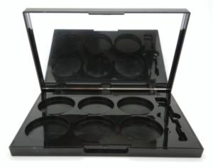 Wholesale eyeshadow: Eyeshadow Case Makeup Box Empty Cosmetics Packaging Plastic Case