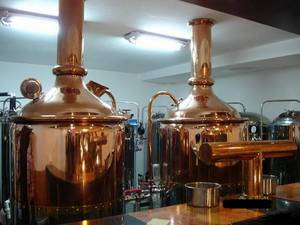 Wholesale 1000l brewery: 500-1000L Micro Brewery Equipment