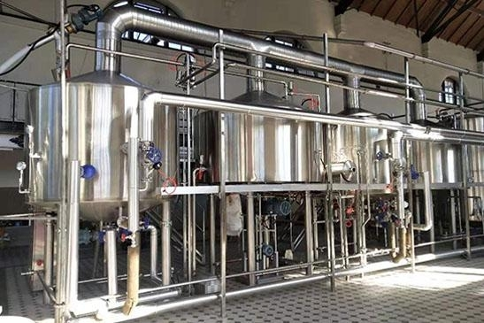 Sell Turnkey brewing system