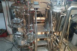 Wholesale home brewery system: Pilot Brewery System