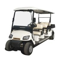 6 Seater Golf Car with Cargo Hopper