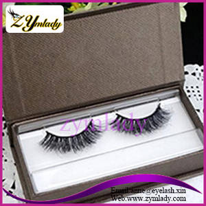 Wholesale mink lash extensions individual: Double-Layered Mink Lashes