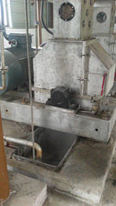Wholesale sweet potato starch processing: Rasper