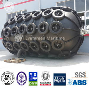 Wholesale Transportation Projects: D3.3X6.5L Pneumatic Fenders for Ship