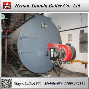Wholesale lng ship: 0.5 TON-10 Ton Industrial LPG/Diesel Fired Steam Boiler