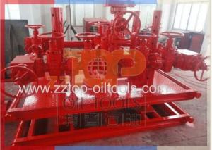 Wholesale drilling services: Wellhead 3 1/8 x 5000 psi High Pressure Choke Manifold for drilling service