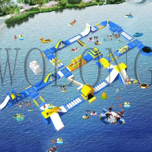 Wholesale game: Inflatable Water Toys Water Park Games for Sale