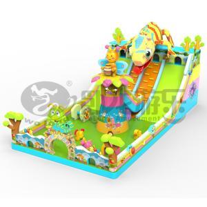 Wholesale amusement park: Amusement Park Bouncy Castle Inflatable Bouncer Jumping Castle for Sale